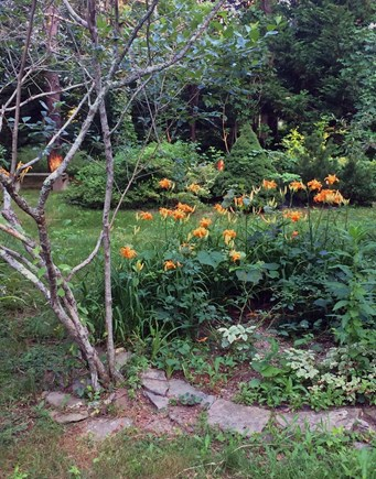 East Orleans Cape Cod vacation rental - Quiet, Private, w/ Secluded Backyard Garden(s)