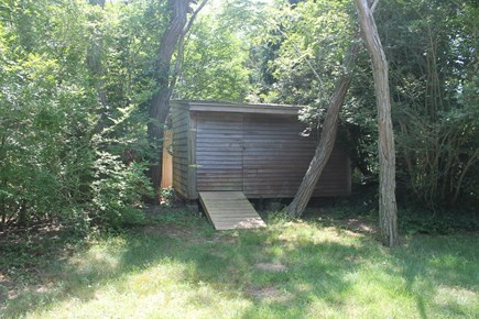 Eastham Cape Cod vacation rental - Shed
