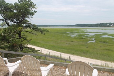Wellfleet Cape Cod vacation rental - View of Blackfish Creek