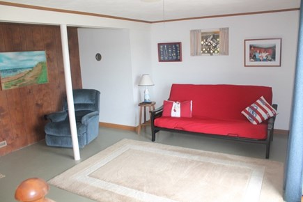 Wellfleet Cape Cod vacation rental - Finished basement