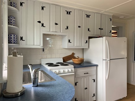 Falmouth, New Silver Beach Cape Cod vacation rental - Kitchen