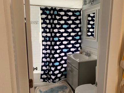 Falmouth, New Silver Beach Cape Cod vacation rental - Newly renovated bathroom