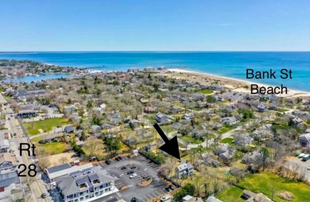 Harwich Port Cape Cod vacation rental - The perfect location, in the heart of Harwich Port!