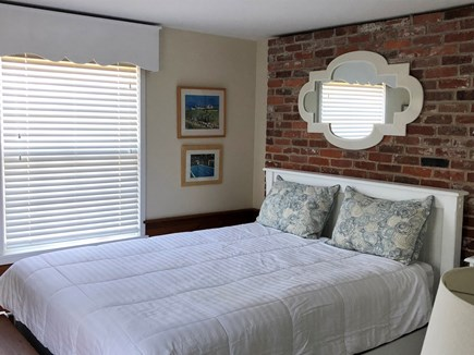 East Dennis, Walking distance  Cape Cod vacation rental - 3rd. bedroom with queen bed and water views
