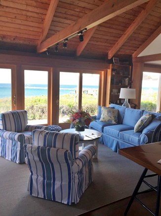East Dennis, Walking distance  Cape Cod vacation rental - Great room/living room