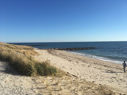 Dennis Port Cape Cod vacation rental - Private beach