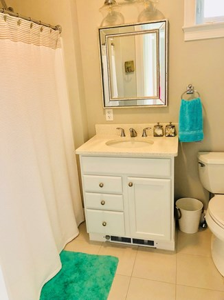 Dennis Port Cape Cod vacation rental - First floor bathroom