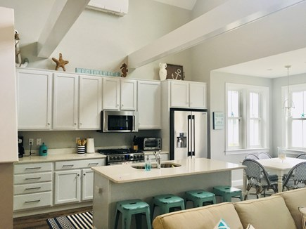 Dennis Port Cape Cod vacation rental - Open Kitchen