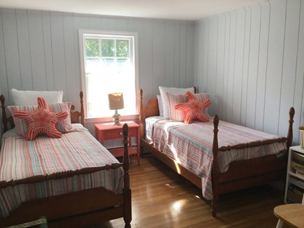 Hyannis Cape Cod vacation rental - Starfish twin bedroom
