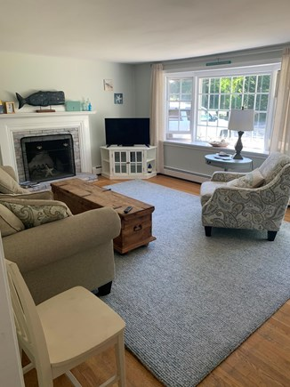 Barnstable, Hyannis Cape Cod vacation rental - Bright and spacious living room