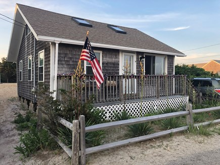 West Dennis Cape Cod vacation rental - Front of cottage