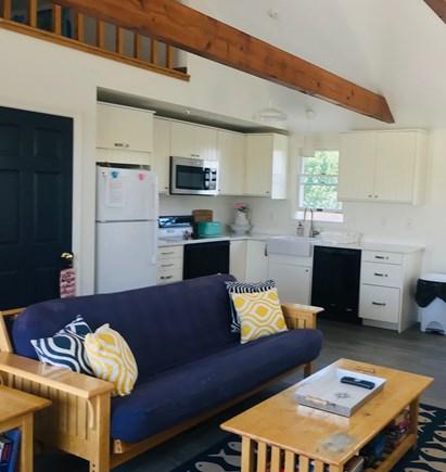 North Truro Cape Cod vacation rental - Family area