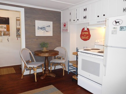 Dennis Cape Cod vacation rental - Kitchen with Breakfast Nook