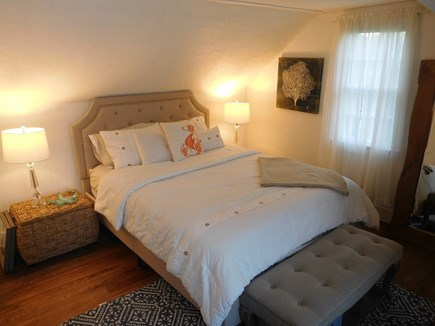 Dennis Cape Cod vacation rental - Upper Level Bedroom 2 with Queen Sized Bed