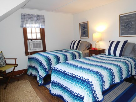 Dennis Cape Cod vacation rental - Upper Bedroom 4 with 2 Twins