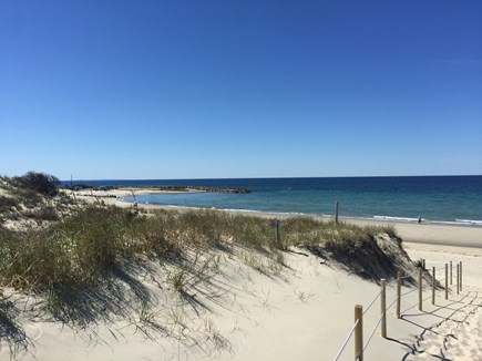 Dennis Cape Cod vacation rental - Beautiful Howes St. Beach just 2/10 mile away!
