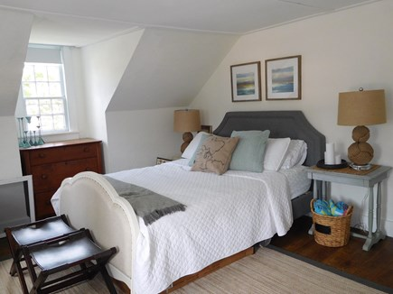 Dennis Cape Cod vacation rental - Upper Level Bedroom with Queen Sized Bed