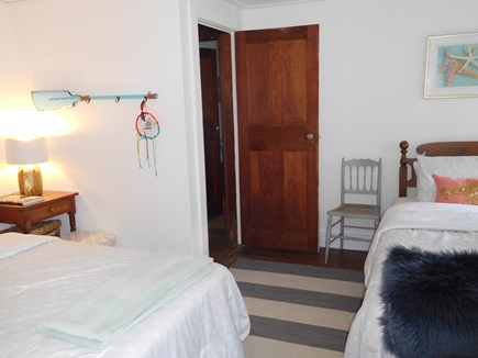 Dennis Cape Cod vacation rental - Upper Level Bedroom with Twin Beds