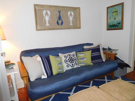 Dennis Cape Cod vacation rental - Futon/TV Room