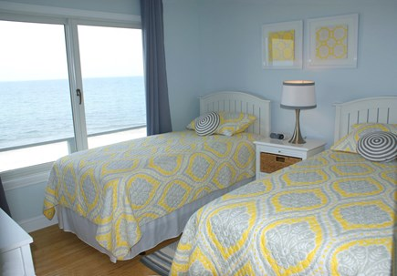 East Sandwich Cape Cod vacation rental - Twin Bedroom