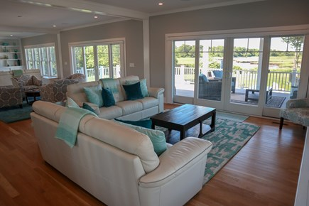 Brewster Cape Cod vacation rental - Open, bright, cheery throughout