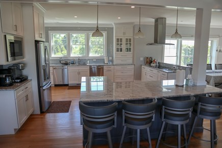 Brewster Cape Cod vacation rental - The kitchen has the best of everything