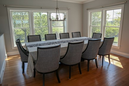 Brewster Cape Cod vacation rental - Dining room for the rare times you don't dine alfresco