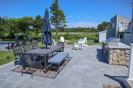 Brewster Cape Cod vacation rental - Superb outdoor living space