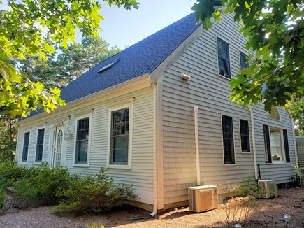 Wellfleet Cape Cod vacation rental - House is on a wooded lot at the end of a cul de sac