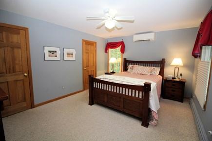 Wellfleet Cape Cod vacation rental - First floor master with queen and en suite bathroom