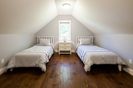 Chatham Cape Cod vacation rental - Twin bedroom on second floor - accessed via queen bedroom