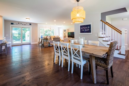 Chatham Cape Cod vacation rental - Indoor dining for 8