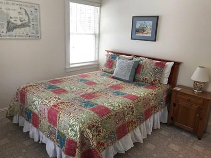 East Harwich Cape Cod vacation rental - First-floor bedroom