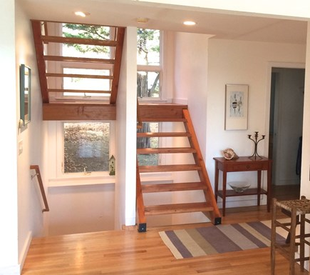 Orleans Cape Cod vacation rental - Staircase