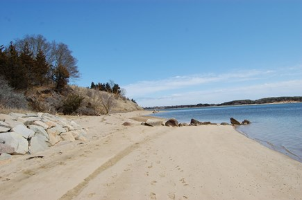 Orleans Cape Cod vacation rental - The beach!