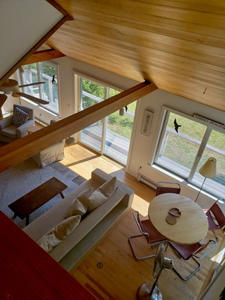 Orleans Cape Cod vacation rental - View from second floor