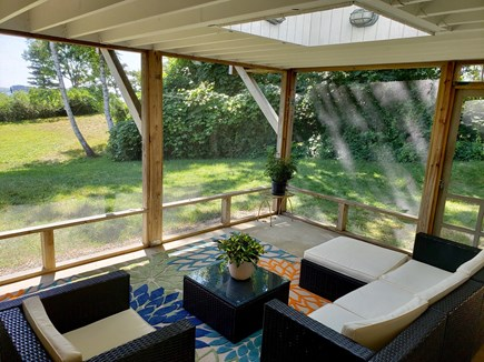 Orleans Cape Cod vacation rental - Screened porch