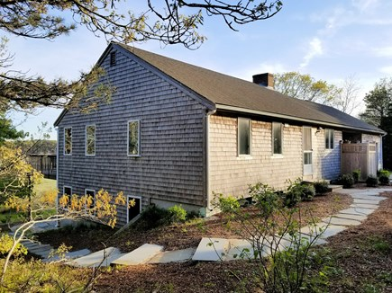 Wellfleet Cape Cod vacation rental - Lovely home with ever-changing marsh views
