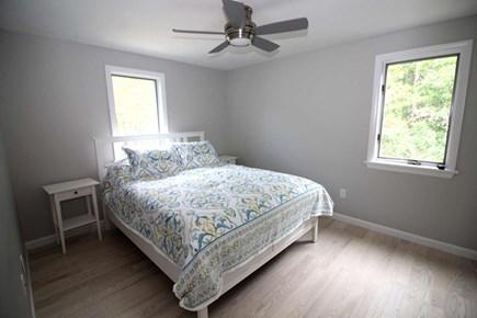 Wellfleet Cape Cod vacation rental - First floor bedroom with queen bed