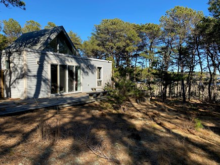 Wellfleet Cape Cod vacation rental - Plenty of privacy at this beautiful home on a tidal marsh.