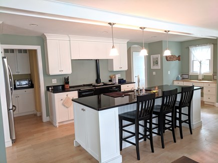 Chatham Cape Cod vacation rental - Extra seating at kitchen island