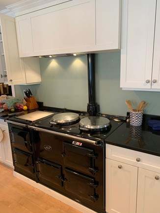 Chatham Cape Cod vacation rental - French AGA stove