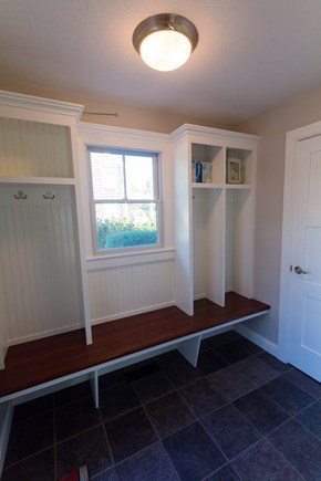 Chatham Cape Cod vacation rental - Mudroom