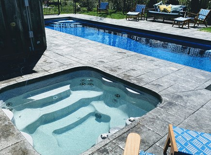 Chatham Cape Cod vacation rental - hot tub