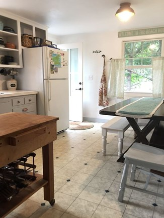 West Yarmouth Cape Cod vacation rental - Kitchen - seats 7