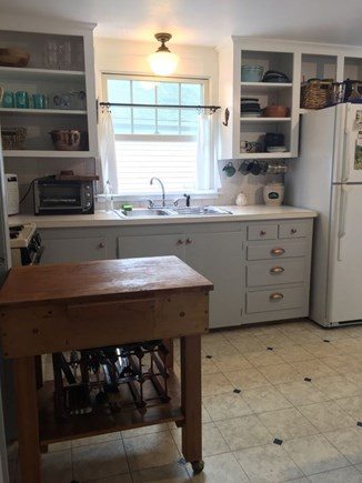 West Yarmouth Cape Cod vacation rental - Kitchen - fully stocked with cookware