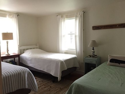 West Yarmouth Cape Cod vacation rental - Bedroom 3 - three twins