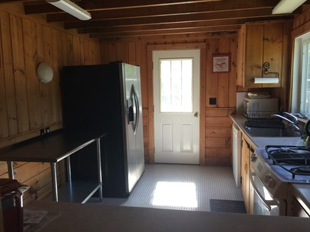 Cataumet, Bourne Cataumet vacation rental - Fully equipped kitchen with Jenn Air gas range