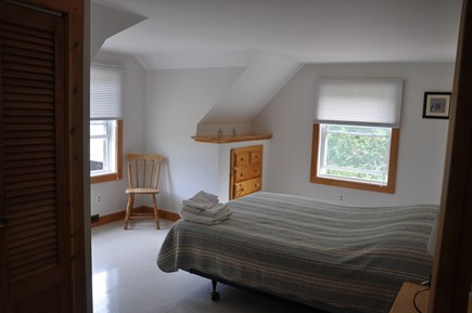 Cataumet, Bourne Cataumet vacation rental - One of 2 - 2nd floor bedrooms with queen size beds