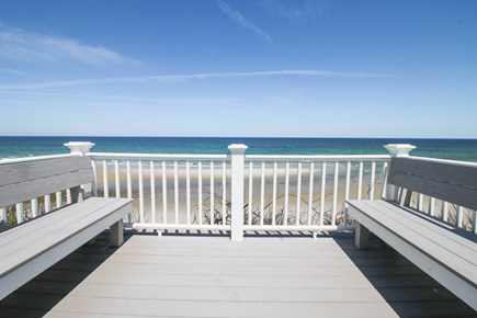Dennis Cape Cod vacation rental - Second Small Deck